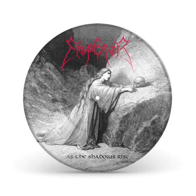 Emperor - As the Shadows Rise (2020 Reissue) (Picture Disc LP)