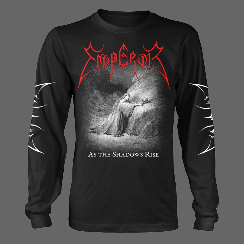 Emperor - As the Shadows Rise (Long Sleeve T-Shirt)
