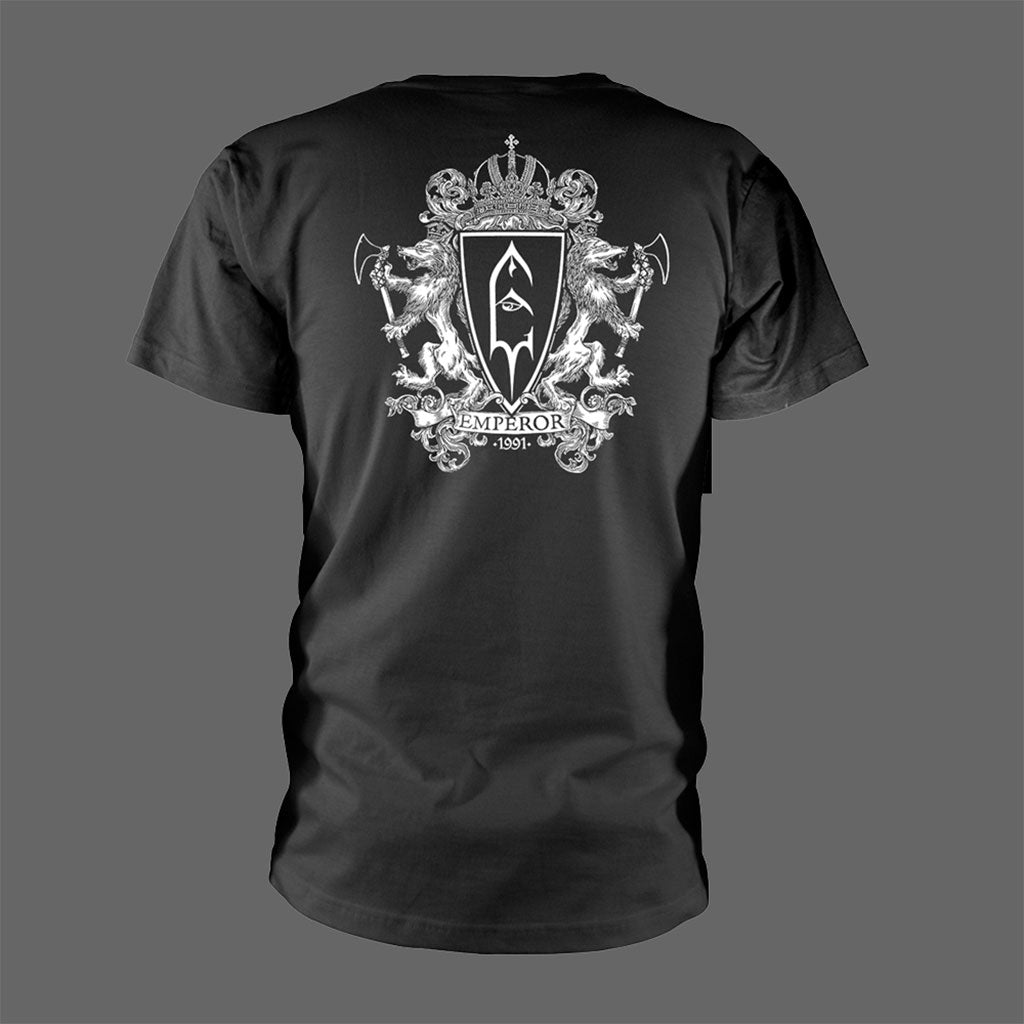 Emperor - As the Shadows Rise (T-Shirt)