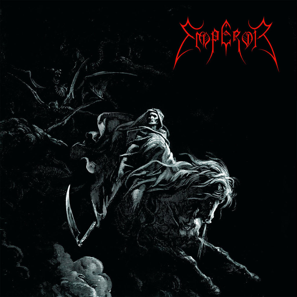 Emperor - Emperor / Wrath of the Tyrant (2004 Reissue) (CD)
