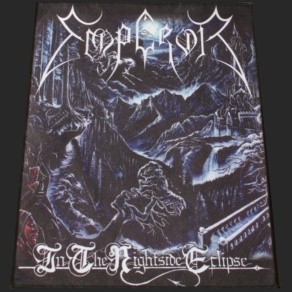 Emperor - In the Nightside Eclipse (Backpatch)