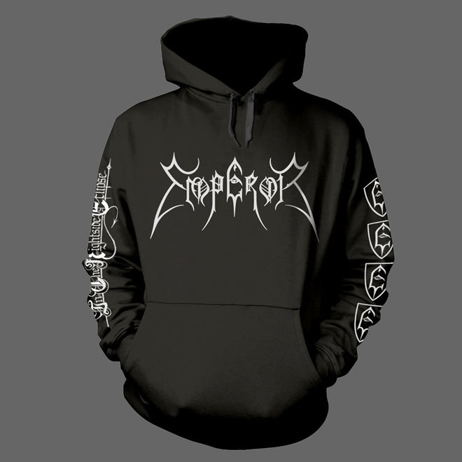 Emperor - In the Nightside Eclipse (Black & White) (Hoodie)