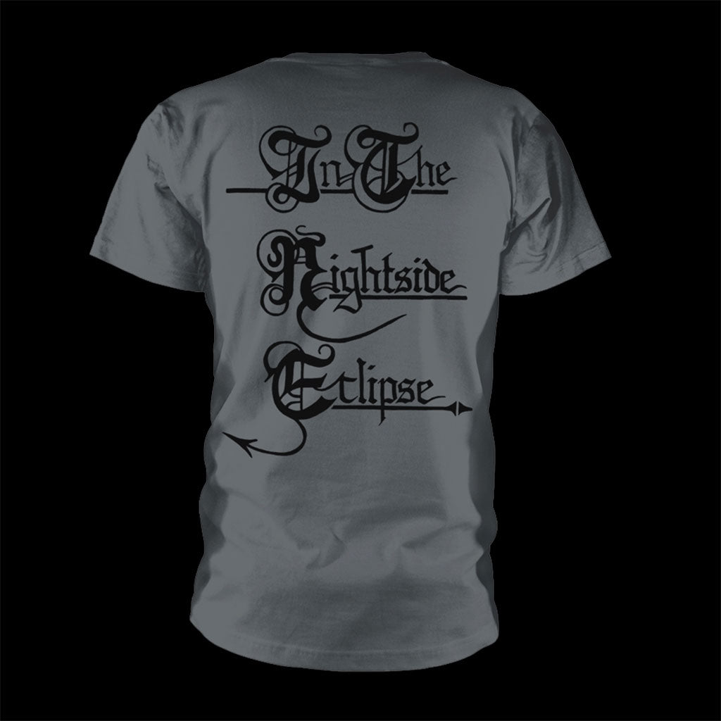 Emperor - In the Nightside Eclipse (Grey) (T-Shirt)