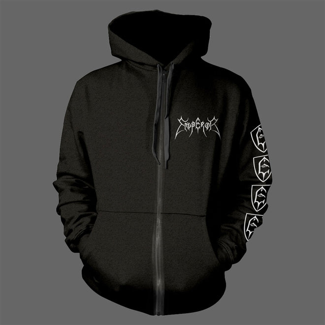 Emperor - In the Nightside Eclipse Title (Full Zip Hoodie)
