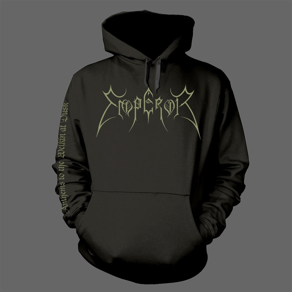 Emperor - Logo / Anthems to the Welkin at Dusk (Hoodie)