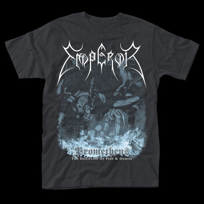 Emperor - Prometheus: The Discipline of Fire & Demise (T-Shirt)