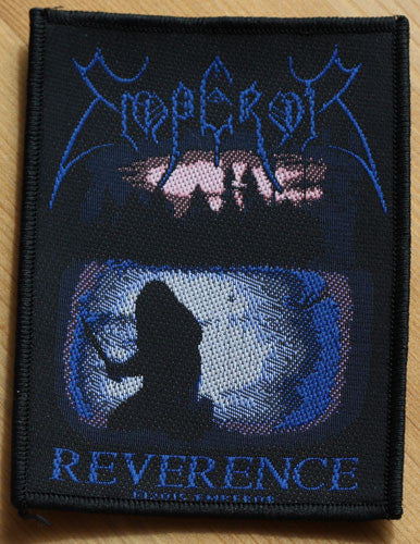 Emperor - Reverence (Woven Patch)