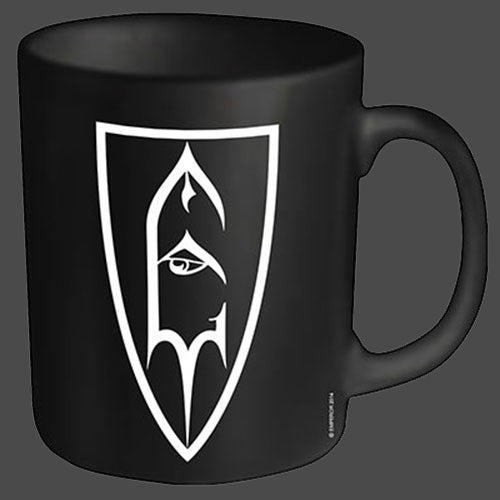 Emperor - White E Icon Shield (Mug)