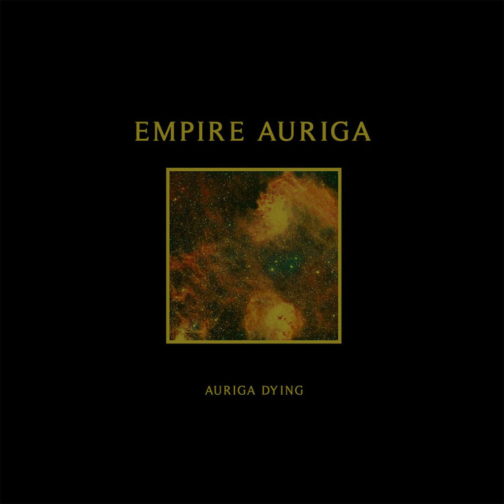 Empire Auriga - Auriga Dying (CD)