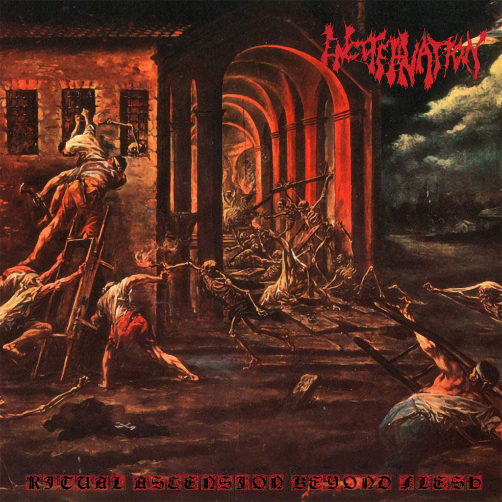 Encoffination - Ritual Ascension Beyond Flesh (2011 Reissue) (CD)