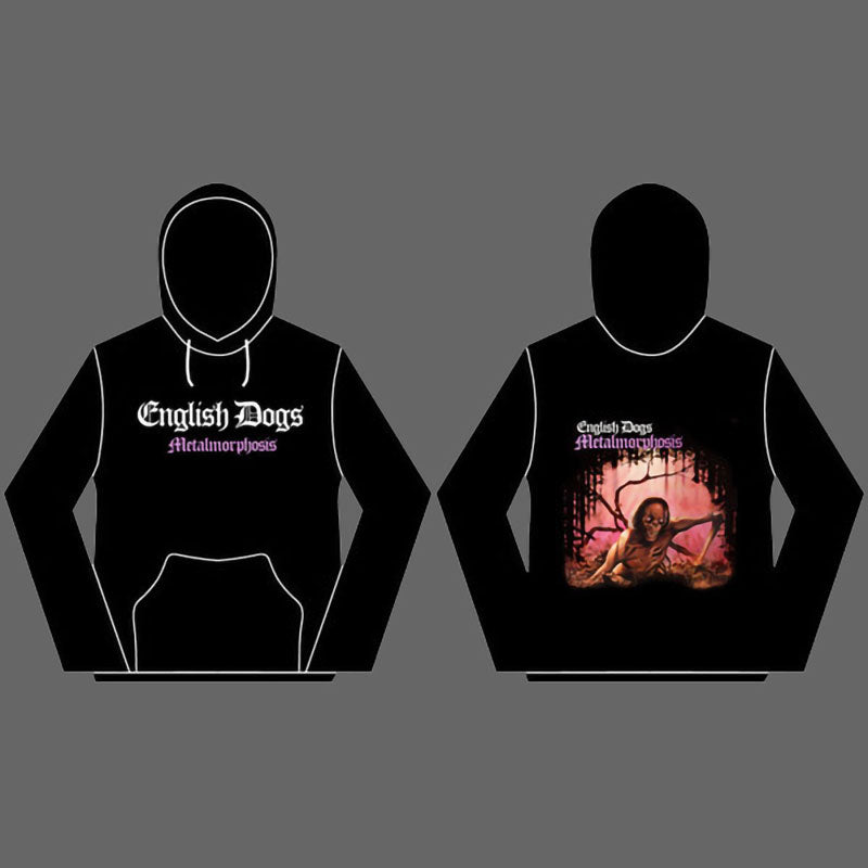 English Dogs - Metalmorphosis (Hoodie)