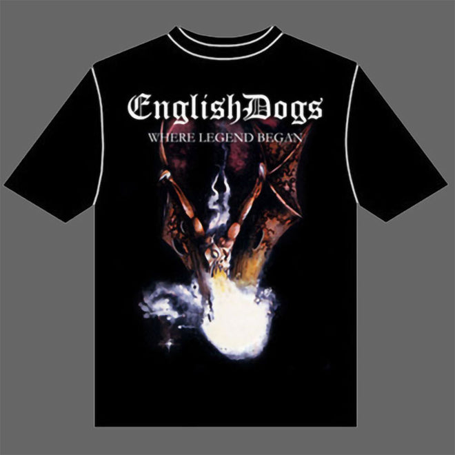 English Dogs - Where Legend Began (T-Shirt)