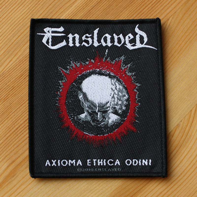 Enslaved - Axioma Ethica Odini (Woven Patch)