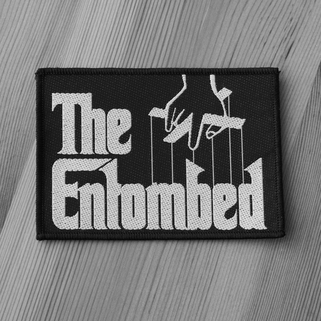 Entombed - Godfather Logo (Woven Patch)