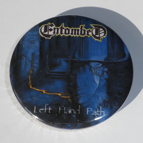 Entombed - Left Hand Path (Badge)