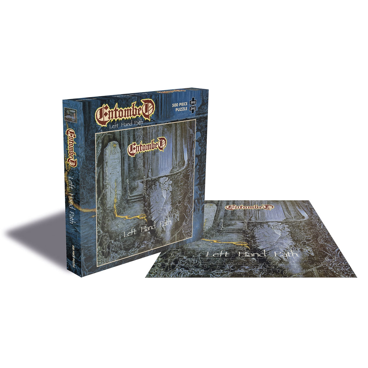 Entombed - Left Hand Path (Jigsaw Puzzle)