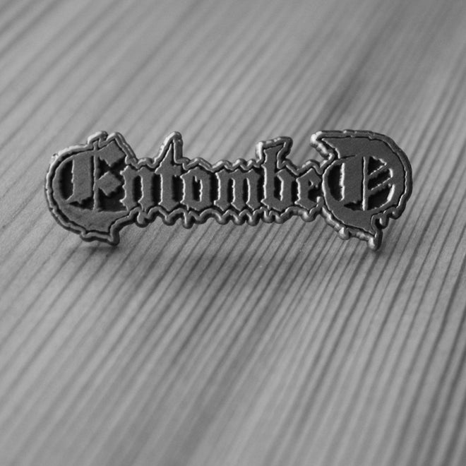 Entombed - Logo (Metal Pin)