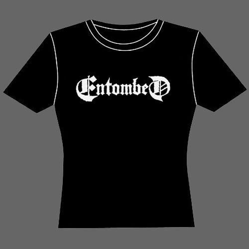 Entombed - Logo (Women's T-Shirt)