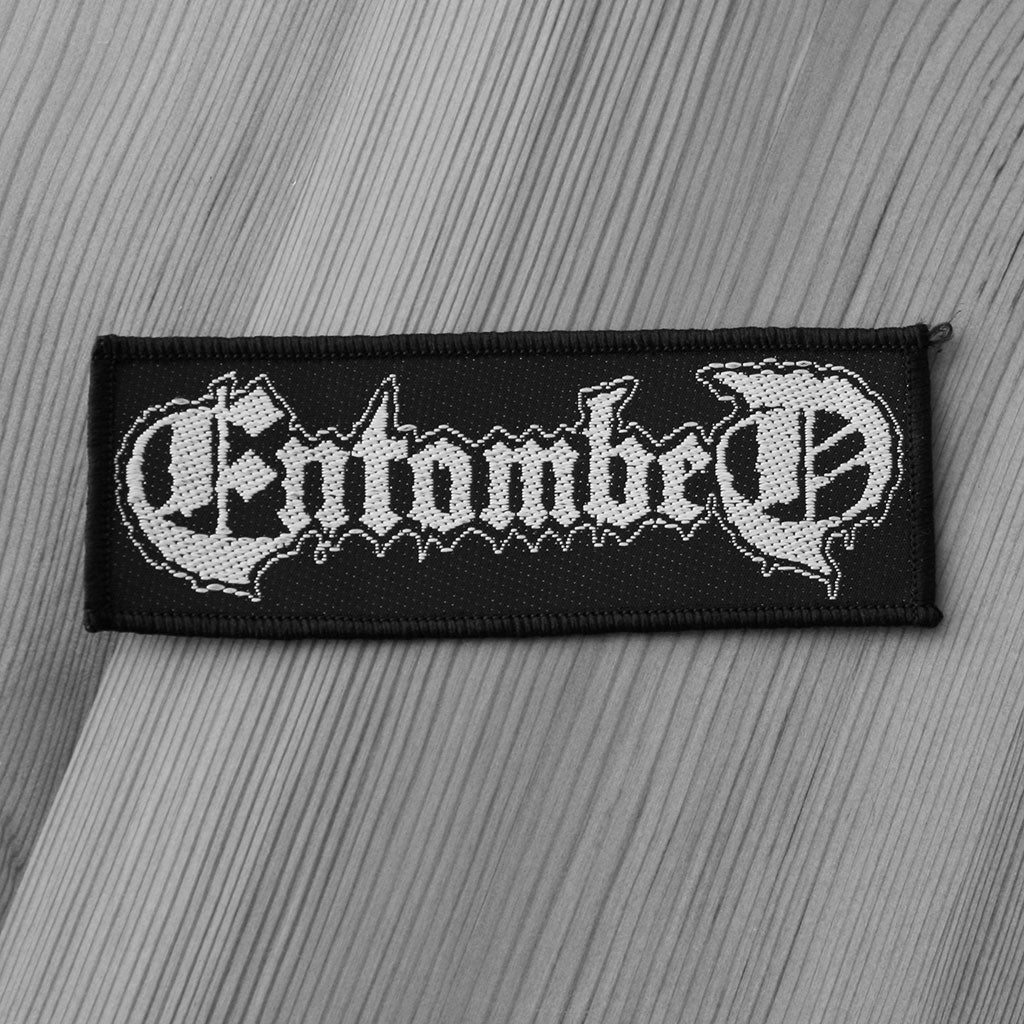 Entombed - Logo (Woven Patch)