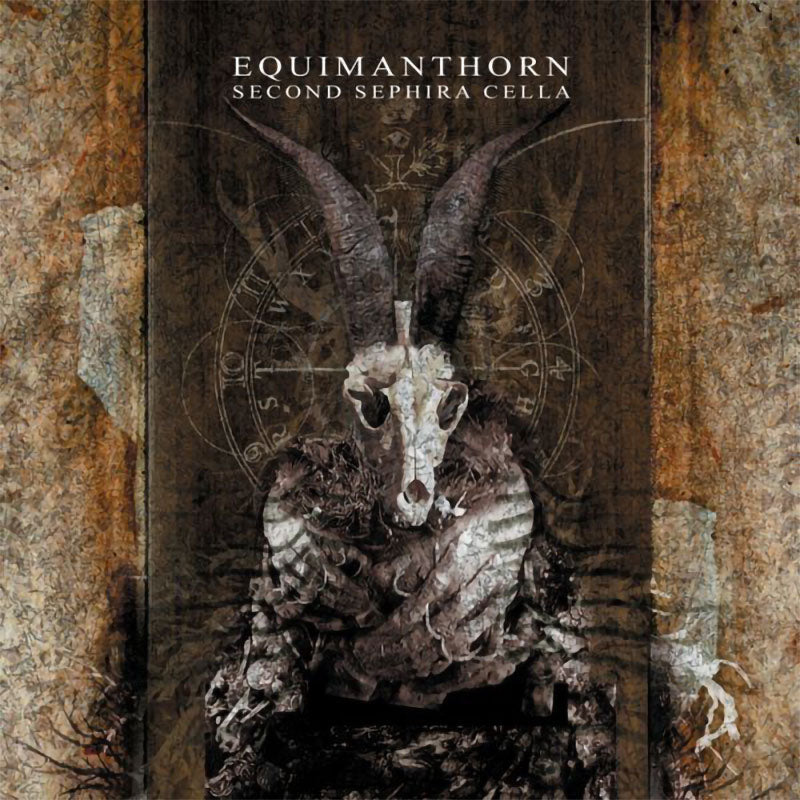Equimanthorn - Second Sephira Cella (CD)
