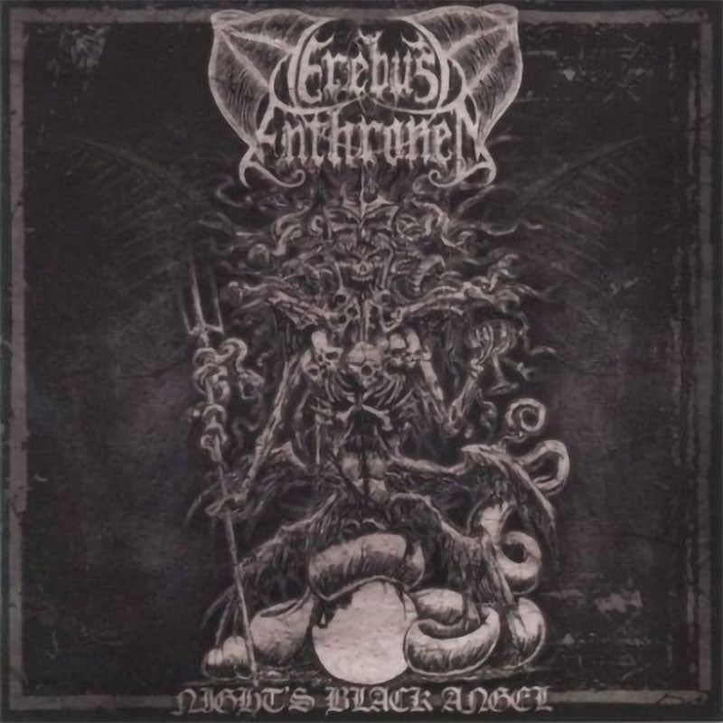 Erebus Enthroned - Night's Black Angel (CD)