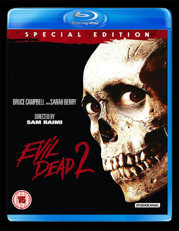 Evil Dead 2 (1987) (Special Edition) (Blu-ray)