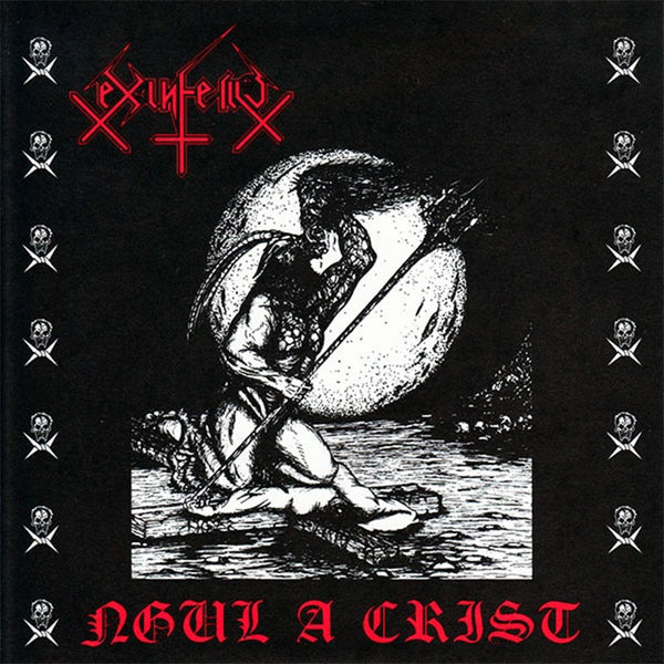 Ex-Inferiis - Ngul a Crist (2008 Reissue) (EP)