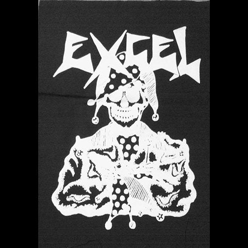 Excel - Jester Logo (Backpatch)