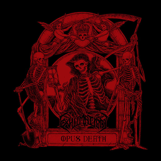 Exhumation - Opus Death (CD)