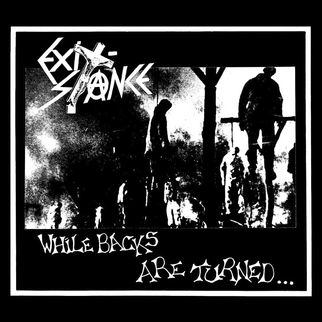 Exit-Stance - While Backs are Turned... (2016 Reissue) (Digipak CD)