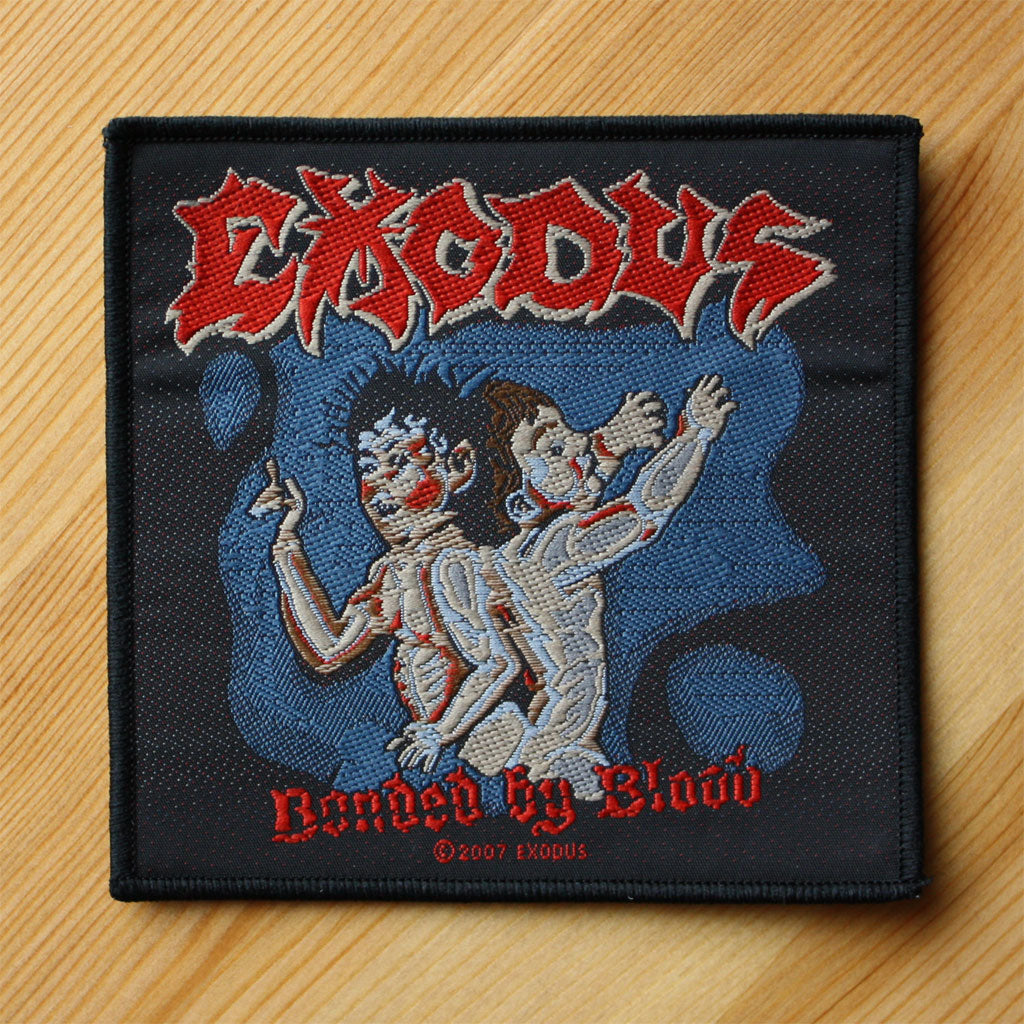 Exodus - Bonded by Blood (Woven Patch)
