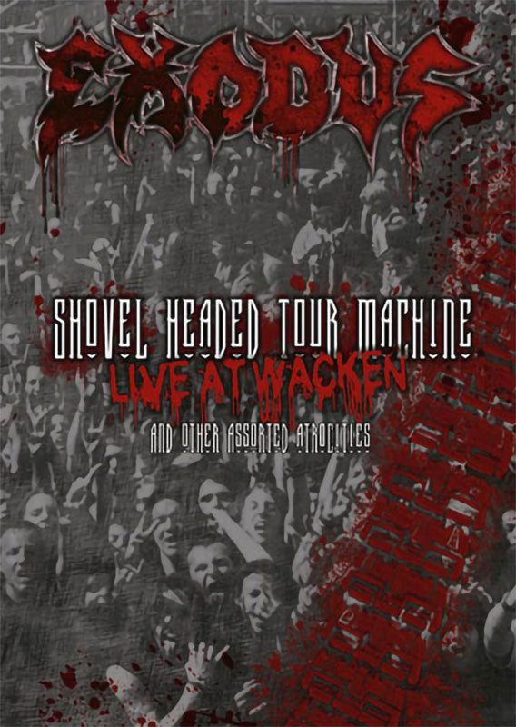 Exodus - Shovel Headed Tour Machine (DVD)