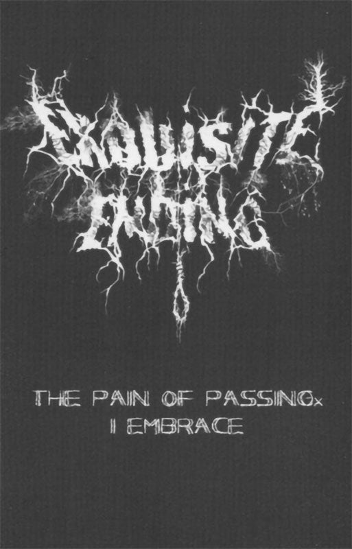 Exquisite Ending - The Pain of Passing, I Embrace (Cassette)