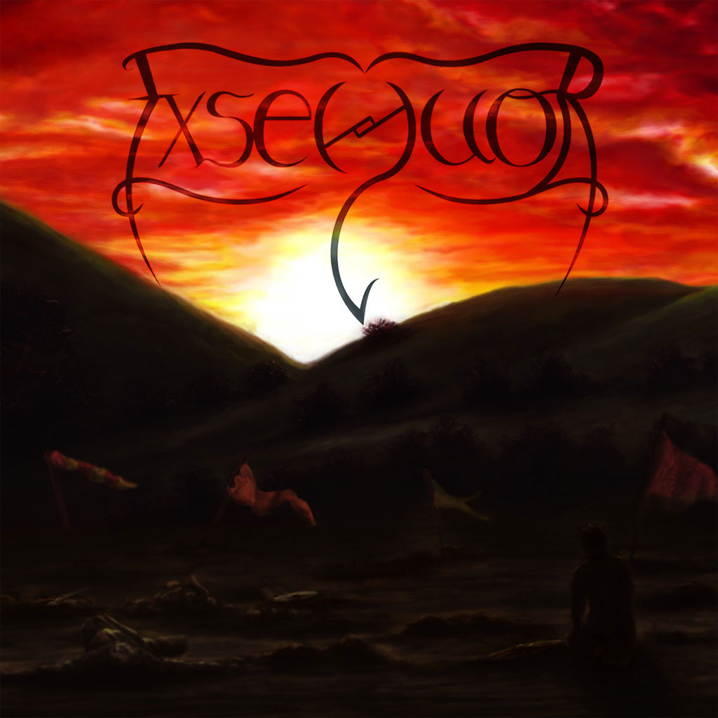 Exsequor - For the Fallen (CD-R)