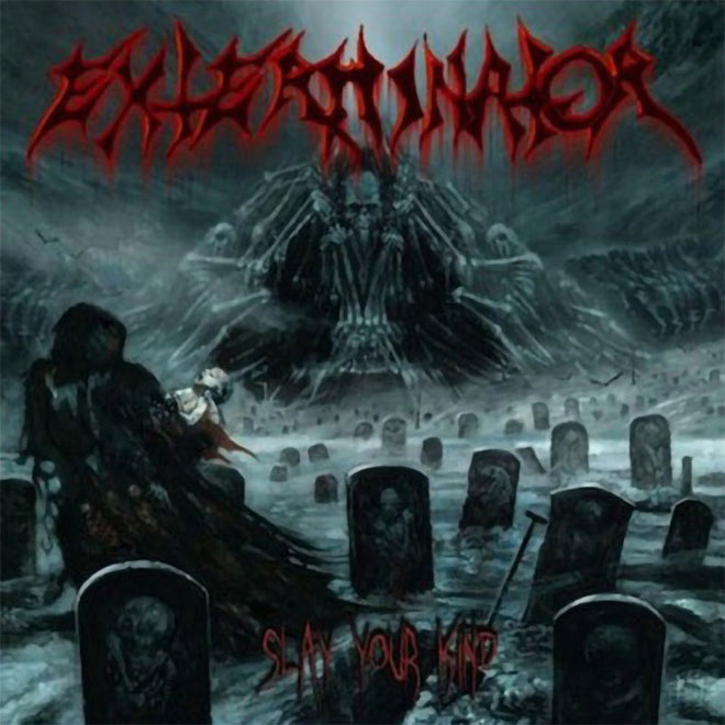 Exterminator - Slay Your Kind (CD)