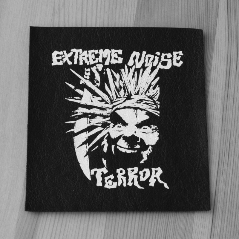Extreme Noise Terror - Wretched (Leather) (Printed Patch)
