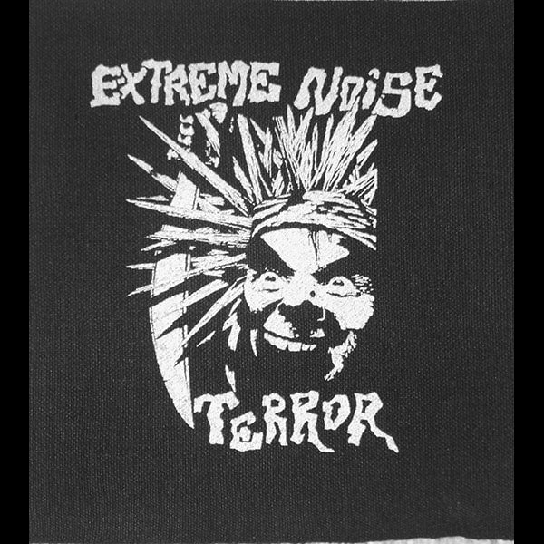 Extreme Noise Terror - Wretched (Printed Patch)