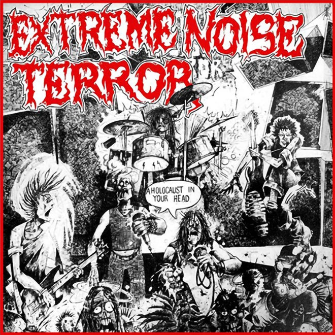 Extreme Noise Terror - A Holocaust in Your Head (2020 Reissue) (LP)