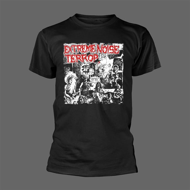 Extreme Noise Terror - A Holocaust in Your Head (T-Shirt)