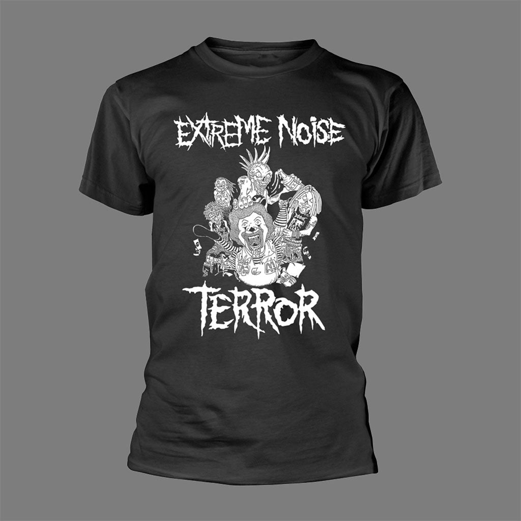 Extreme Noise Terror - In it for Life (T-Shirt)