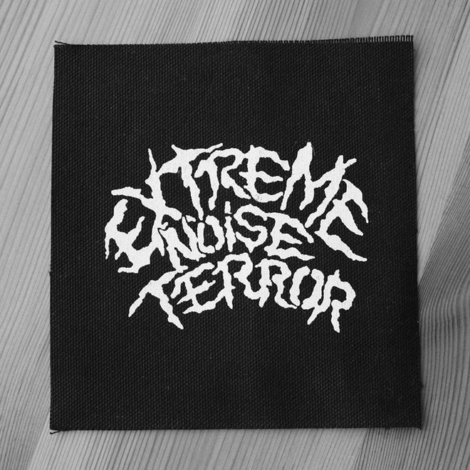 Extreme Noise Terror - Logo (Printed Patch)