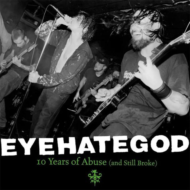 Eyehategod - 10 Years of Abuse (And Still Broke) (CD)
