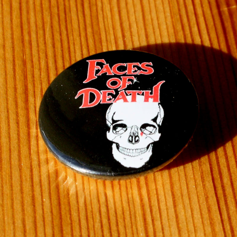 Faces of Death (1978) (Badge)