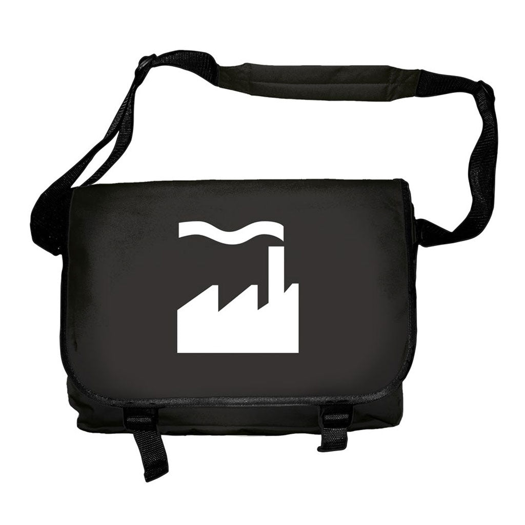 Factory Records Logo (Messenger Bag)
