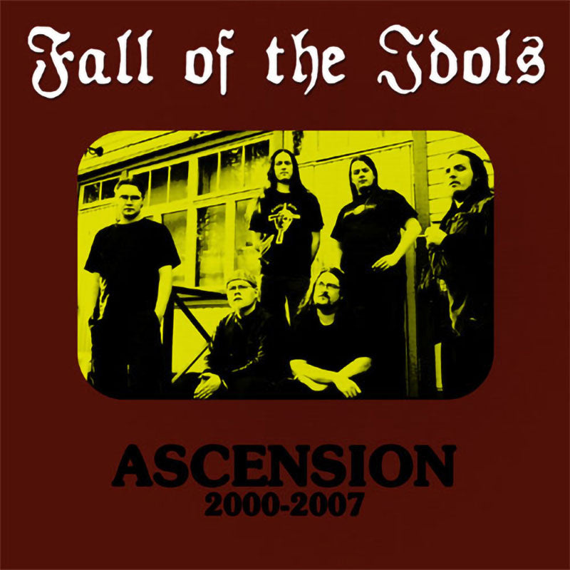 Fall of the Idols - Ascension: 2000-2007 (CD)