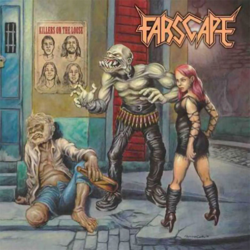 Farscape - Killers on the Loose (2010 Reissue) (CD)