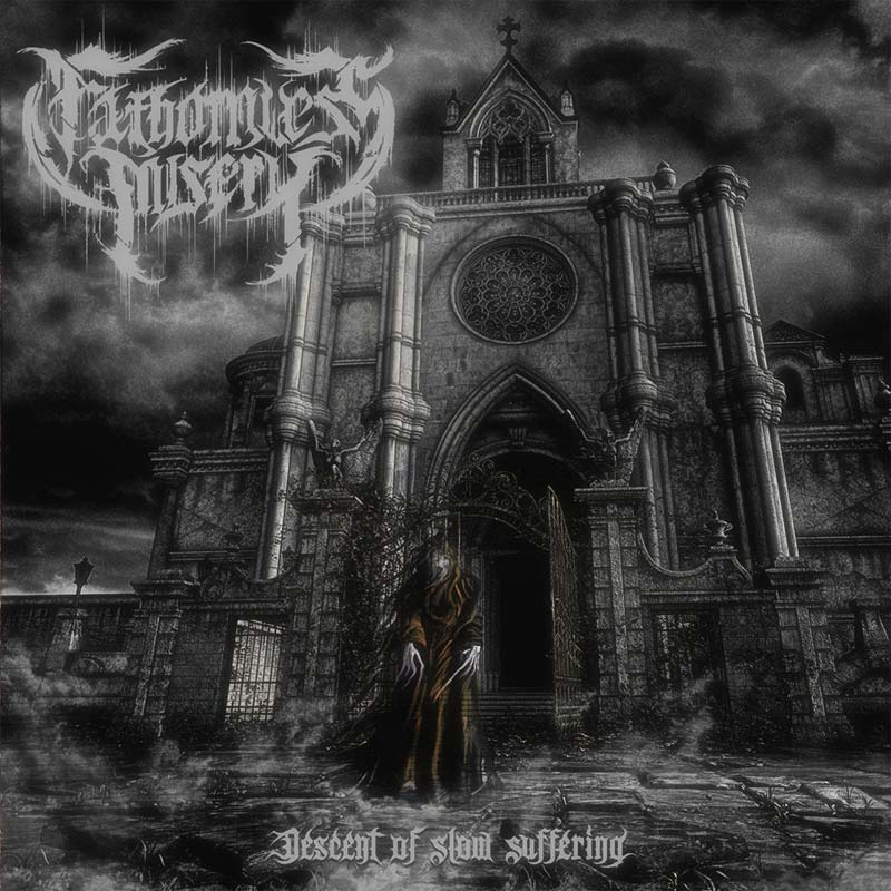 Fathomless Misery - Descent of Slow Suffering (CD)