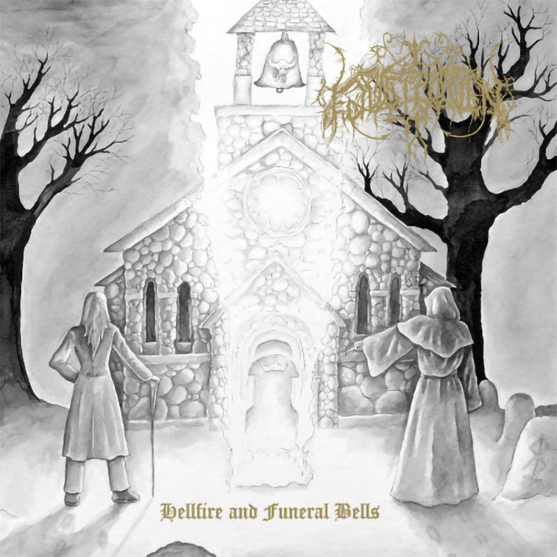 Faustcoven - Hellfire and Funeral Bells (CD)