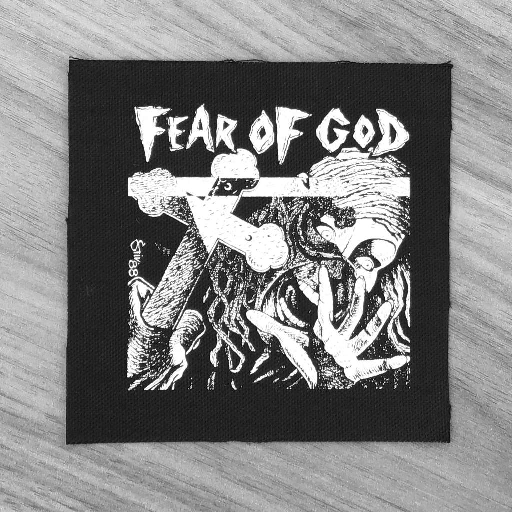 Fear of God - Fear of God (Printed Patch)
