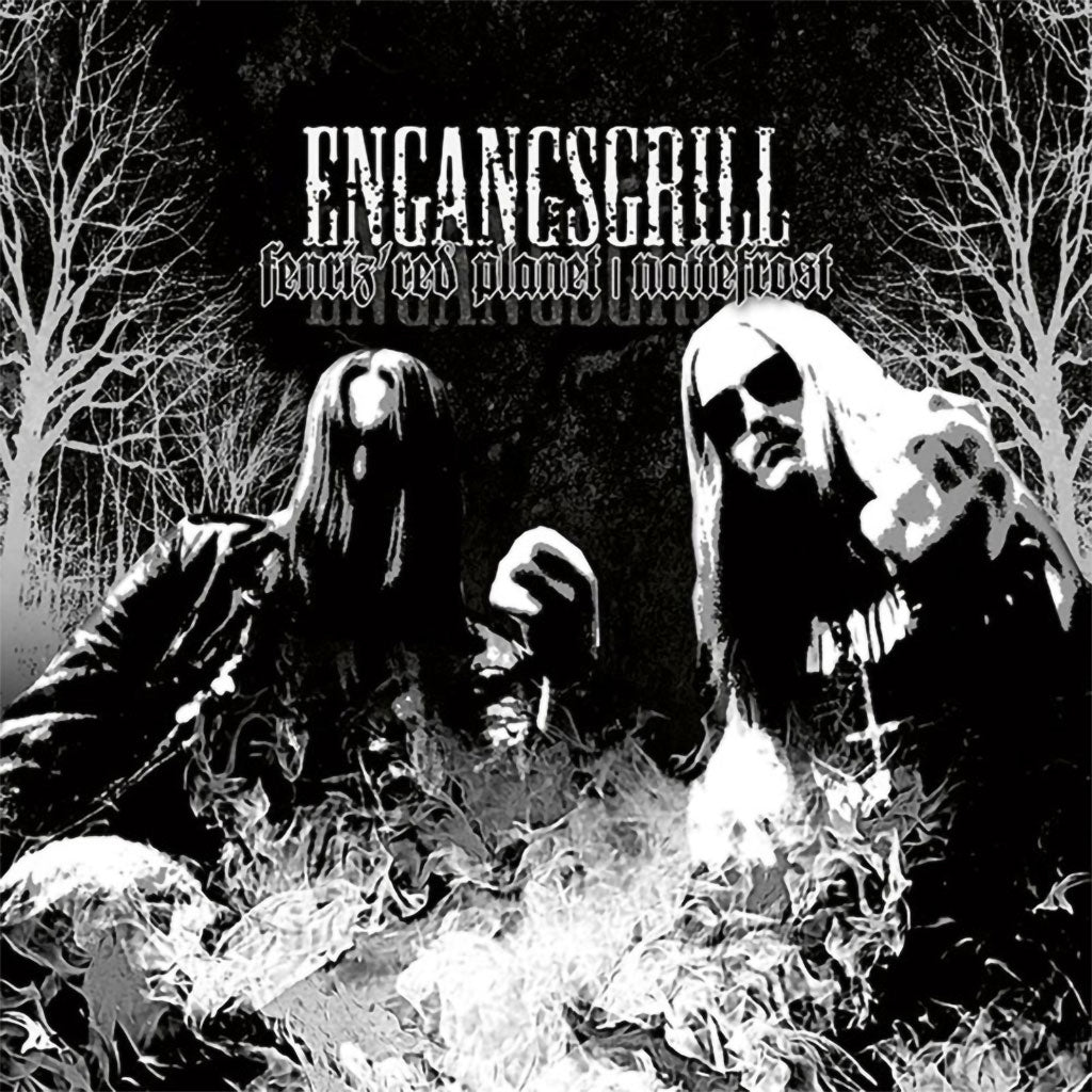 Fenriz Red Planet / Nattefrost - Engangsgrill (LP)